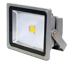 LED Bouwlamp - 30W - 3000Lm - IP65